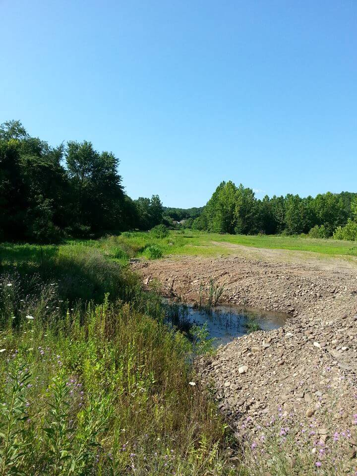Bloomsburg sand and gravel quarry for sale